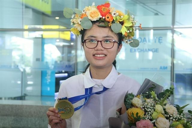 Estudiante vietnamita gana a lo grande en Olimpiada Internacional de Física