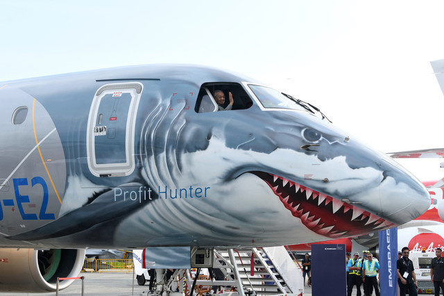 Aerospace, maritime exhibition kicks off in Malaysia's Langkawi