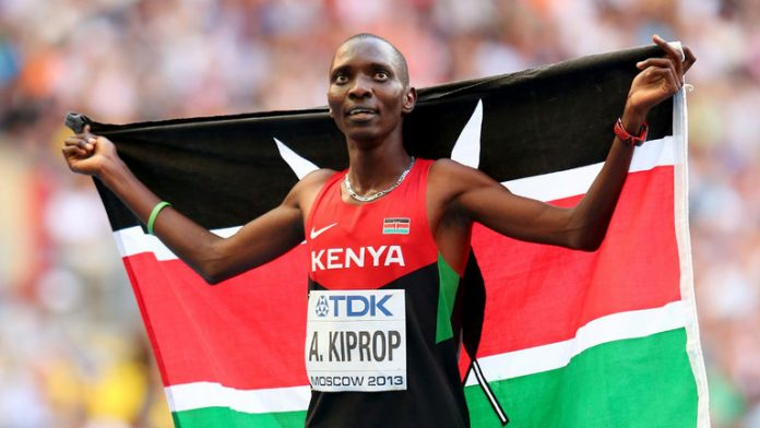 Former Olympic champion Asbel Kiprop banned by IAAF