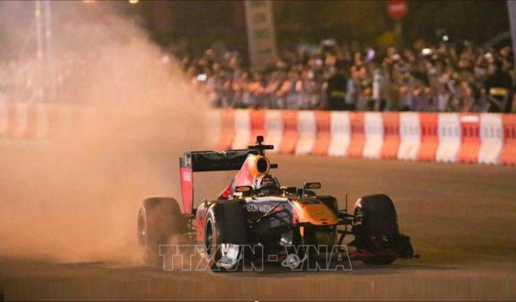 F1 Vietnam Grand Prix kick-off event held in Hanoi