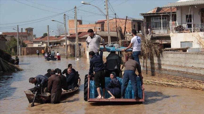 Severe rainfall, flooding kills 24 in Iran
