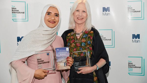 Omani Woman Becomes First Arab Author to Win Booker Prize