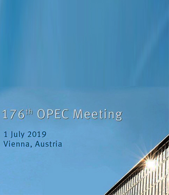 The 176Th Opec Conference In Vienna Begins