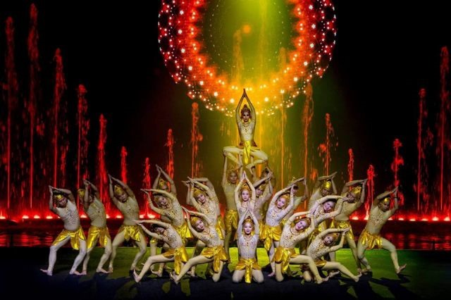 Vietnam Water show features traditional culture of Binh Thuan