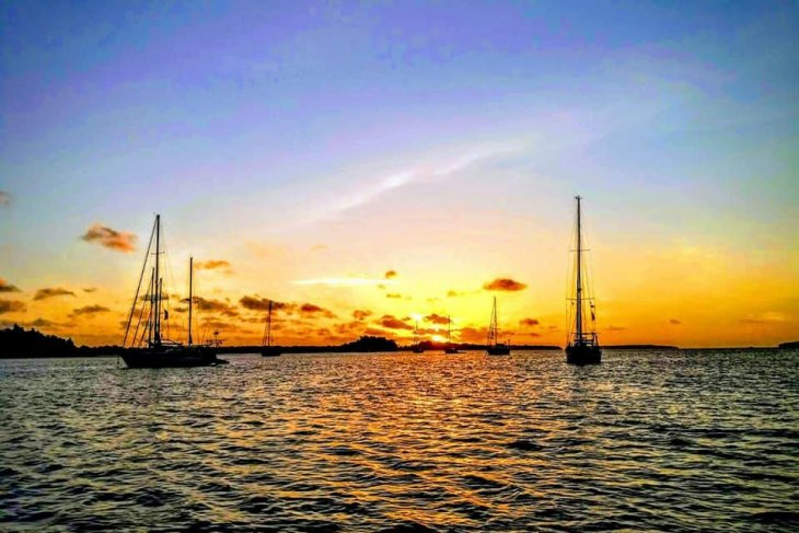 18 yachts arrive in South Maluku, for Wonderful Sail to Indonesia