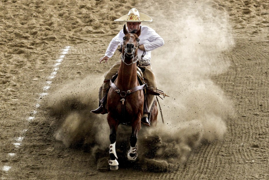 National Charro Day in Mexico