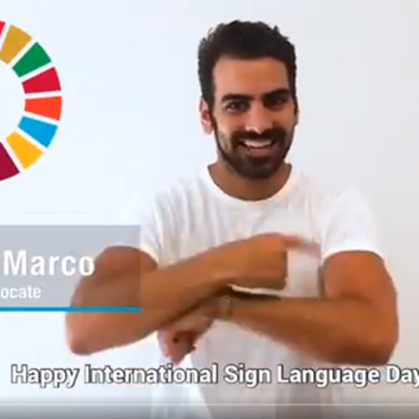 International Sign Language Day