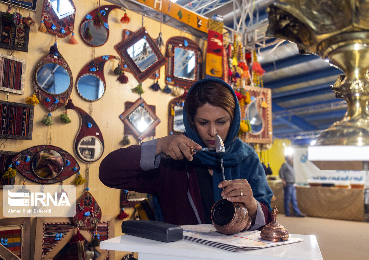 Iran Second National Handicrafts and Tourism Exhibition
