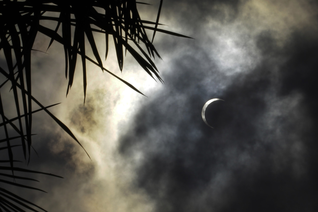The December 26 Solar Eclipse