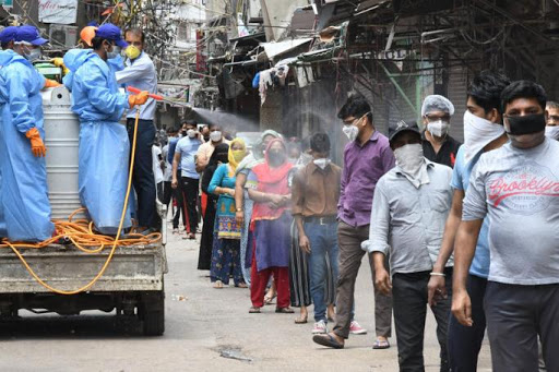 India's COVID-19 Tally Reaches 9,095,806