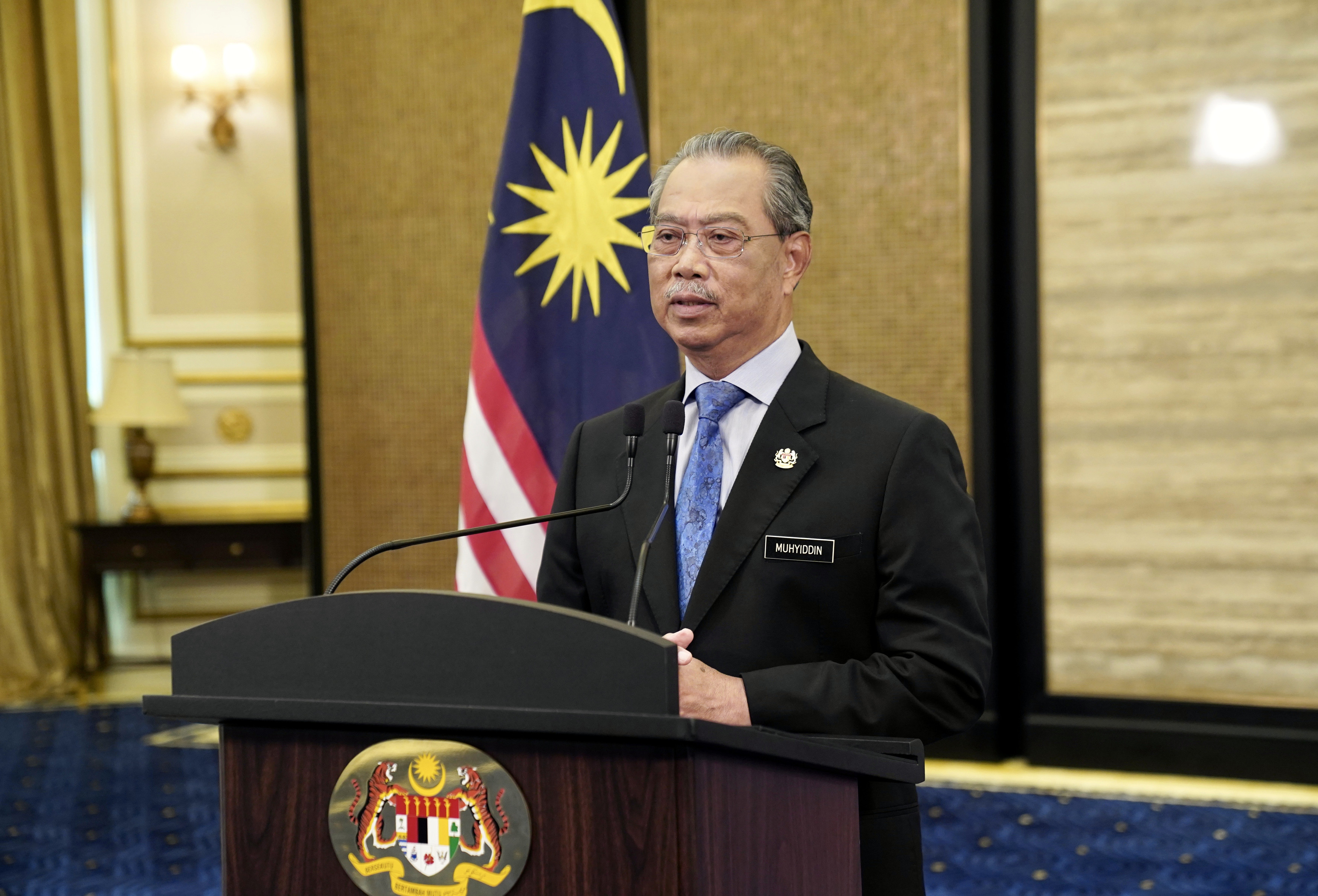 No Elections, By-Elections During COVID-19 Emergency – PM Muhyiddin