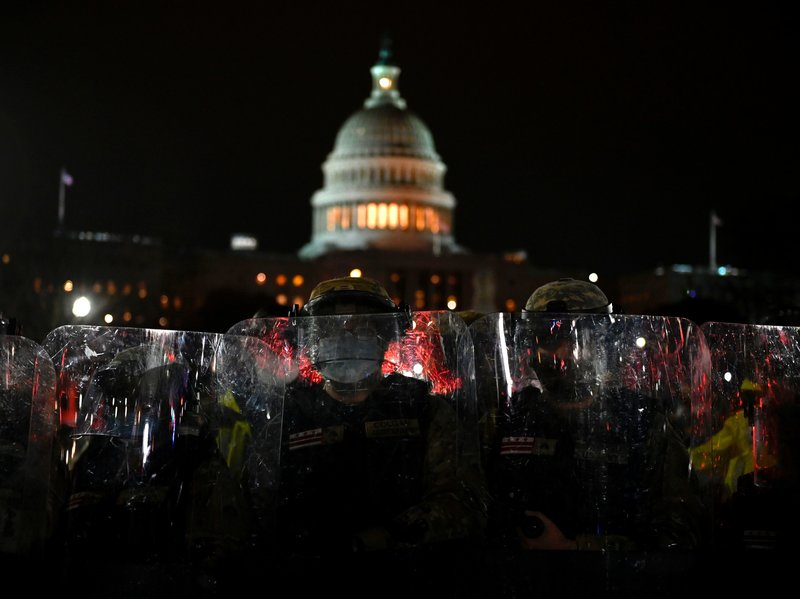 Malaysians in Washington DC Told to Remain Vigilant, Avoid Protest Areas