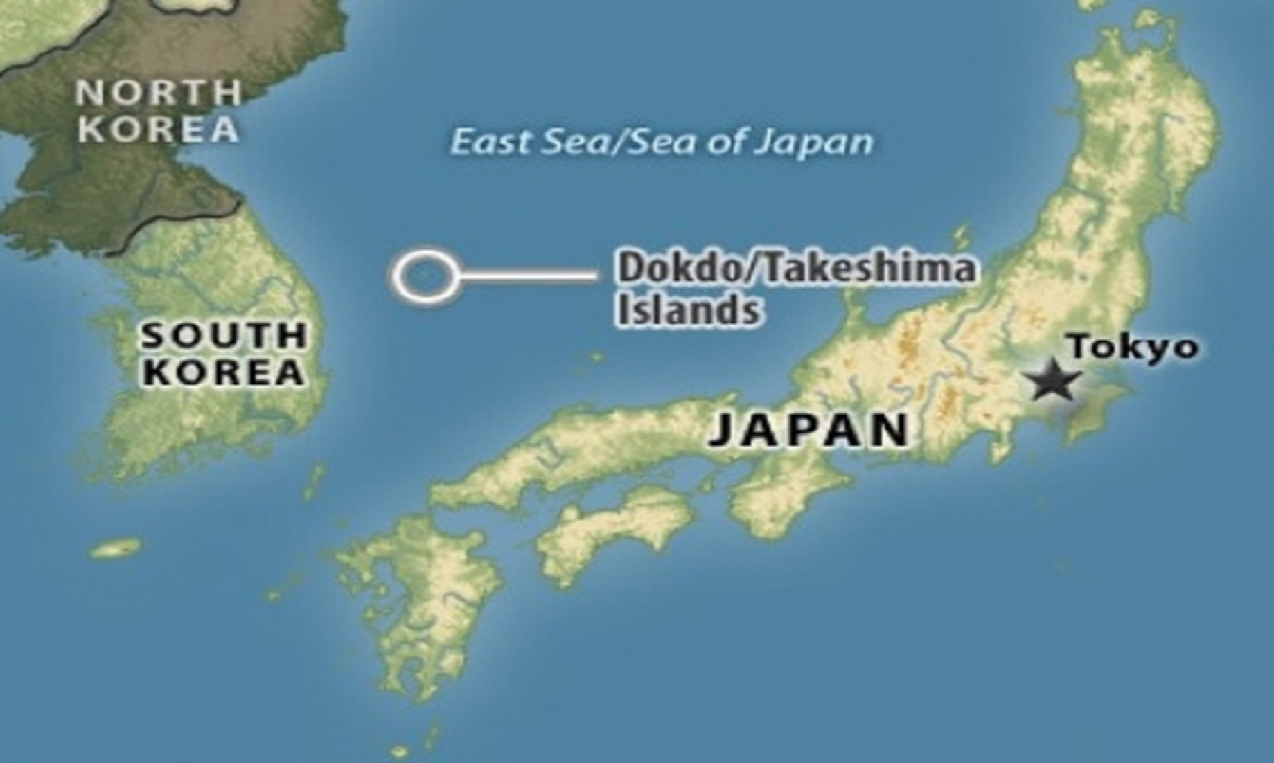 Japan Asserting Claim Over Disputed Islets Draws Ire Of S. Korea