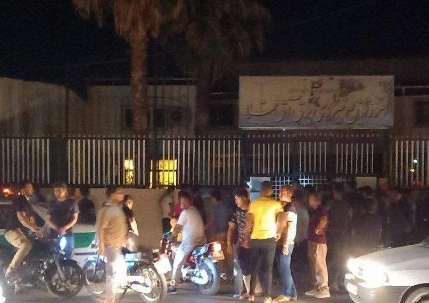 Protests in Iran over another power outage