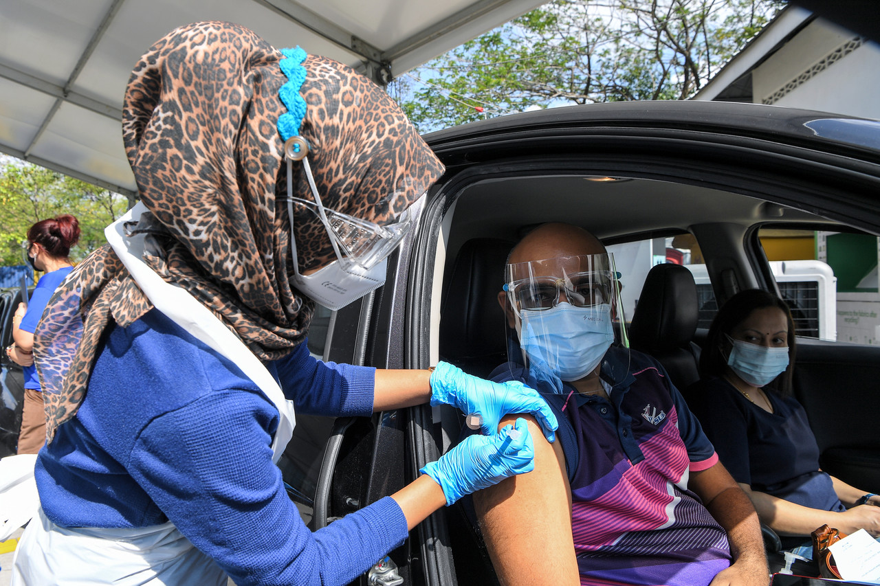 Over 17 Million Of Malaysia's Population Fully Vaccinated Against COVID-19