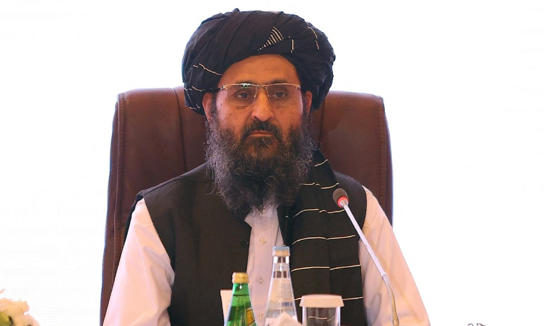 Taliban Official Urges Int'l Donors To Continue Humanitarian Aid For Afghanistan