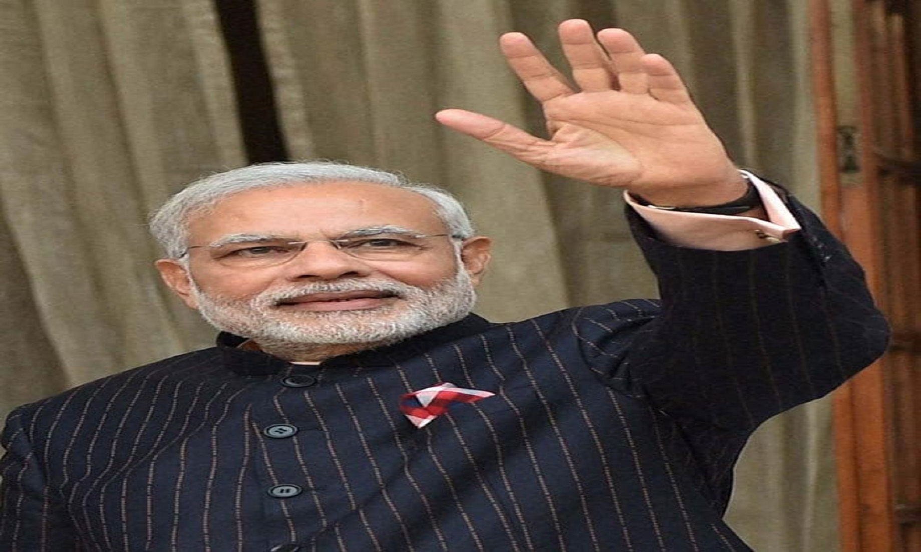Indian PM Modi Leaves For Four-Day Visit To U.S.