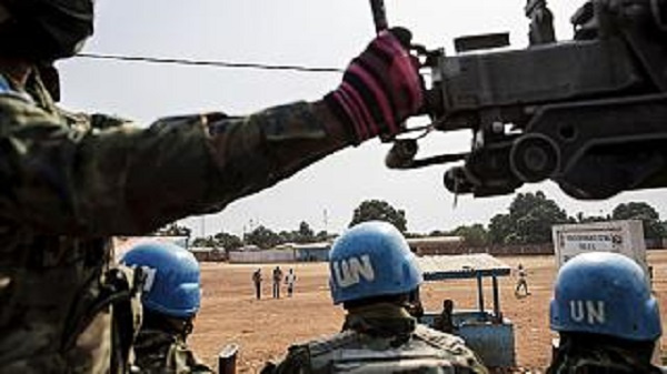 Tunisia sends 120 troops for UN mission in Central African Republic CAR