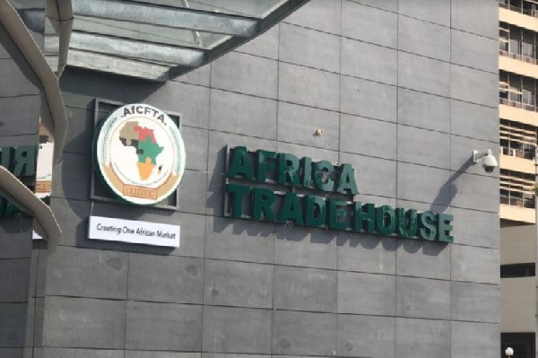 AfCFTA Secretariat signs landmark agreement with UK Government