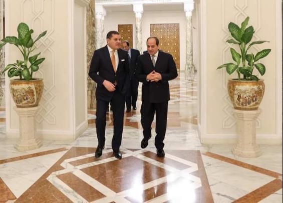 Egypt's el-Sisi backs December elections in Libya