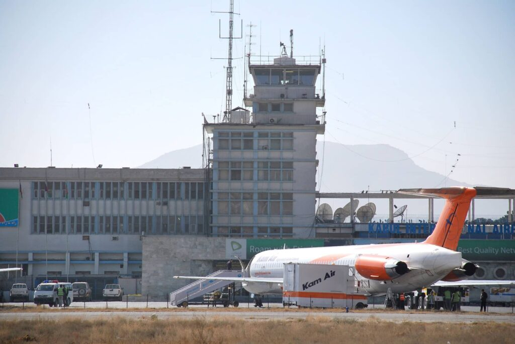 Kabul Airport To Be Ready For Int'l Flights Soon: Official