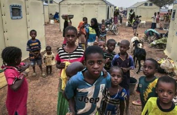 Burkina Faso rescues 374 children from traffickers