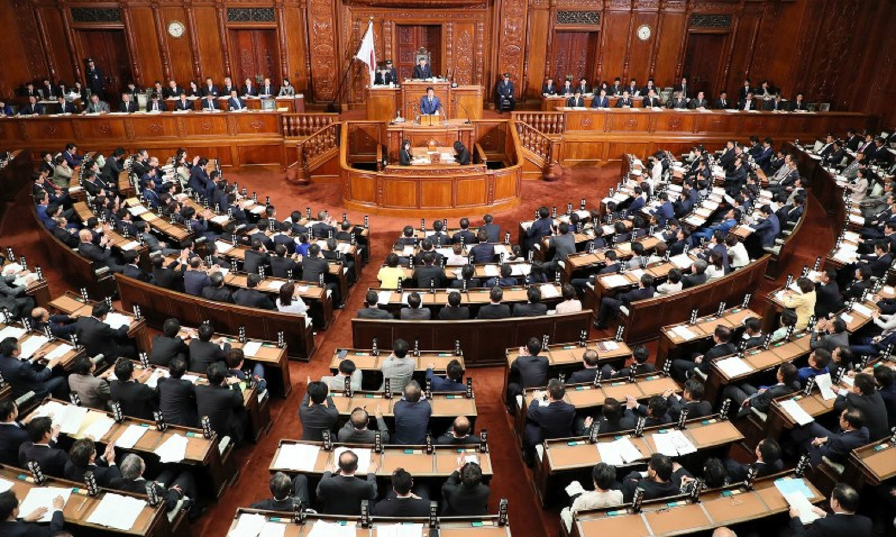 Japanese Gov't Decides To Call Extraordinary Diet Session On Oct 4