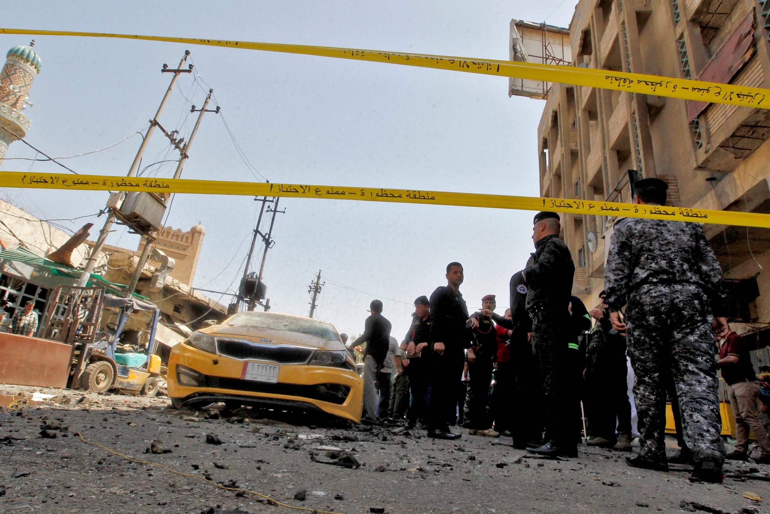 Two Killed In Daesh Attacks In Iraq