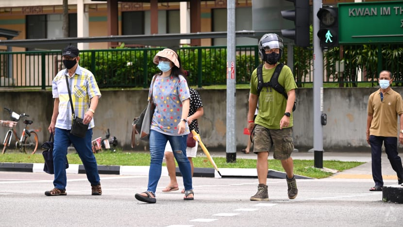 Covid-19: 934 new local infections in Singapore; rise in cases of serious illness