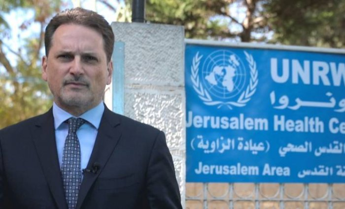 Palestine Calls On Donor Countries To Cover UNRWA's Budget Deficit