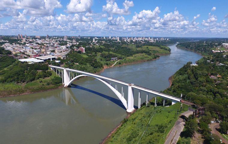 Covid-19: Brazil installs sanitary control facilities near Paraguayan border