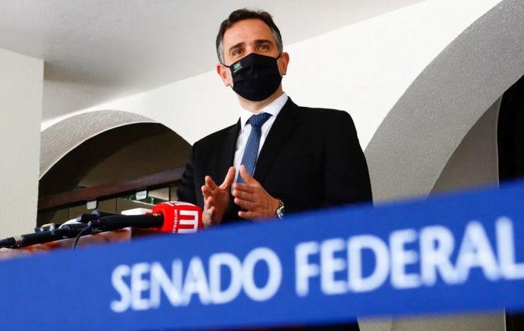 Brazilian Senate repeals Bolsonaro decree against social media alleged censorship