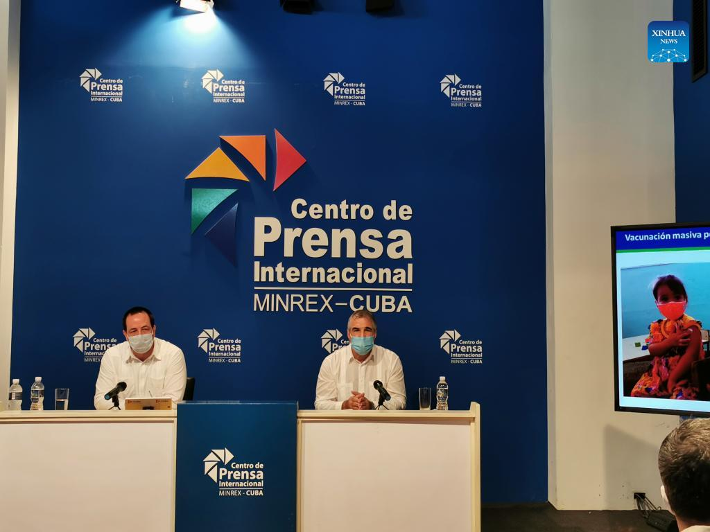 Cuba To Administer COVID-19 Booster Shots Next Month