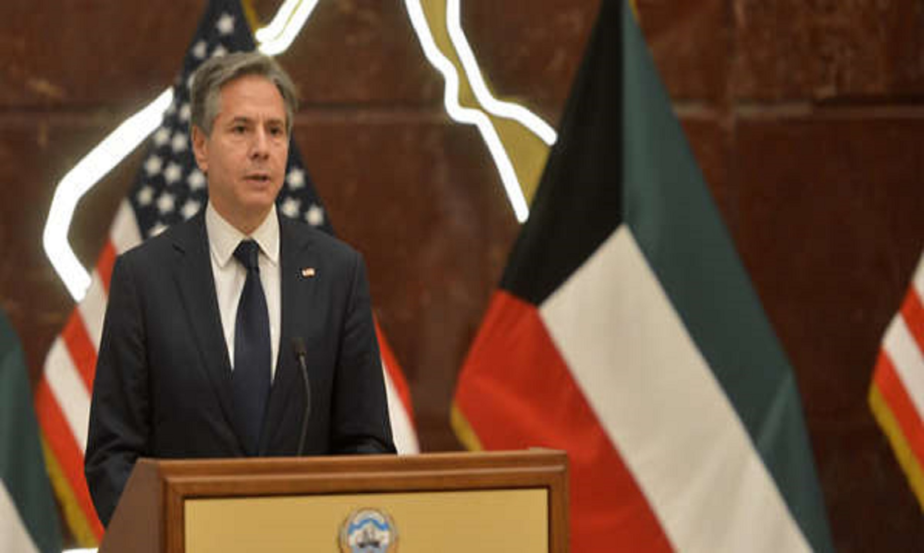 """Blinken Warns Of """"Other Options"""" If Diplomacy Fails On Iran Nuclear Issue"""