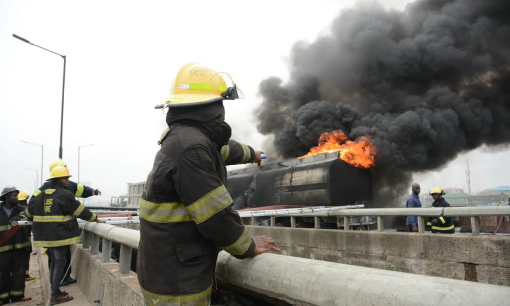 Three People Killed In Petrol Tanker Explosion In NE Nigeria