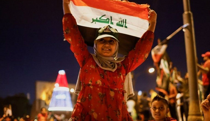UPDATE Iraq Election: Nationalist cleric Moqtada Al-Sadr claims victory