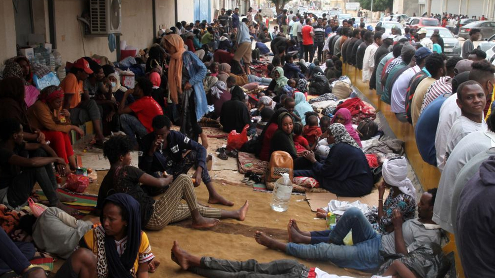 UN migration agency condemns killing of illegal immigrants in Libyan detention center