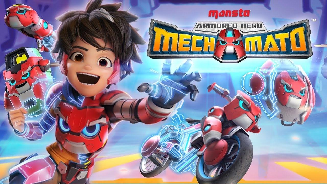 Malaysian Animation Series 'Mechamato' Grabs Local, International Attention
