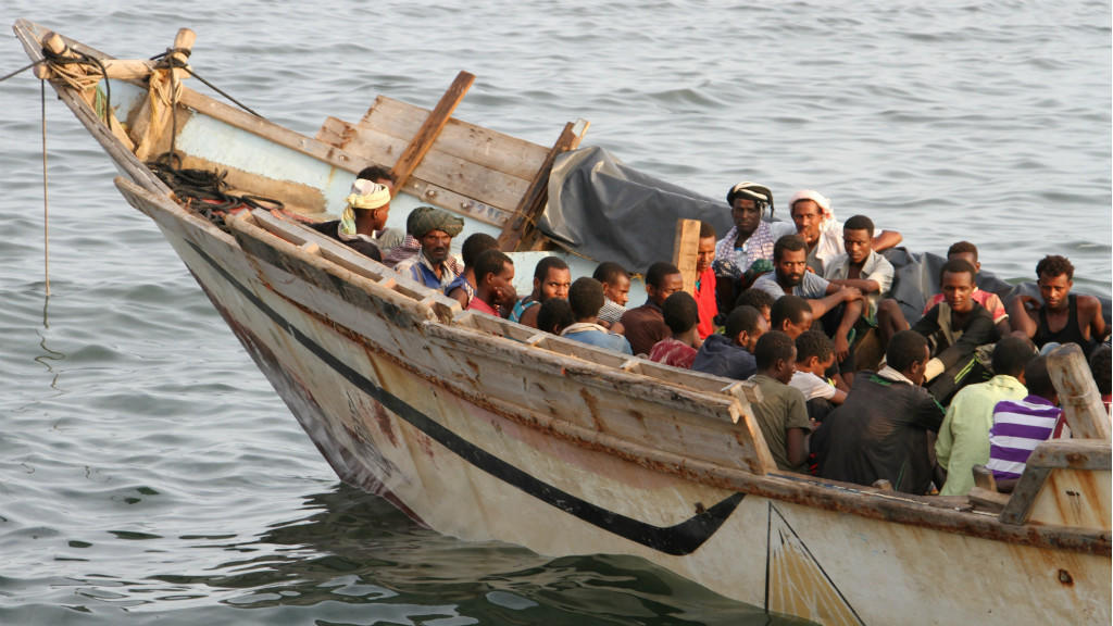 70 Illegal Migrants Rescued Off Libyan Coast